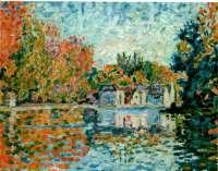 Paul Signac - An der Seine